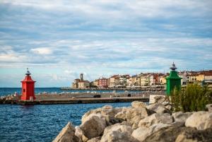 From Koper: Private 4-Hour Scenic Coast Tour to Piran
