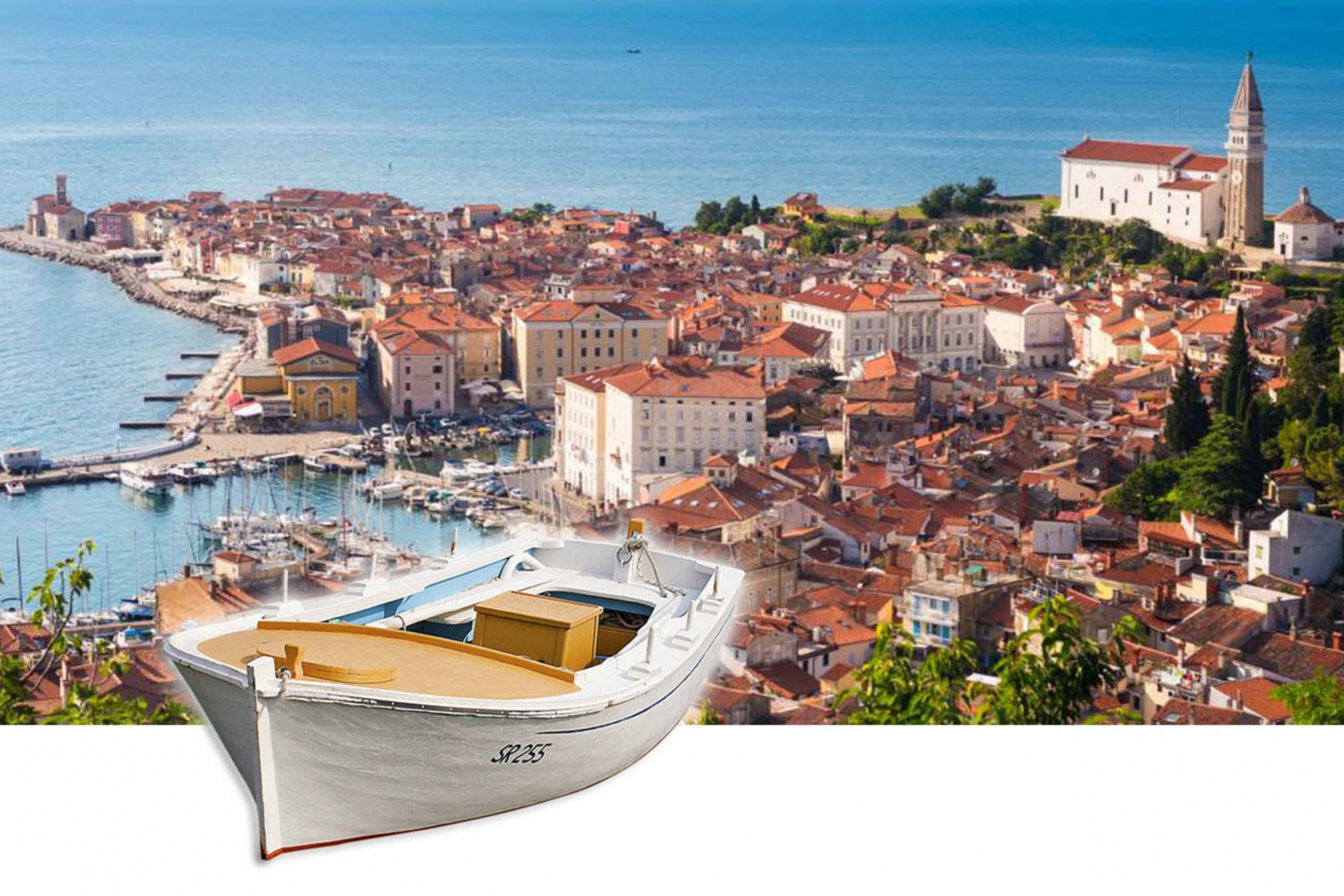 From Koper: Small Group Slovenian Coastal Villages Tour