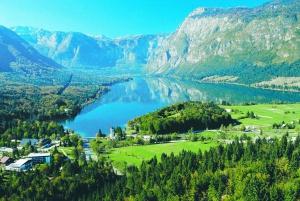 From Ljubljana: Lake Bled and Lake Bohinj trip