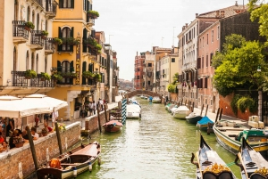 From Ljubljana or Bled: Full-Day Trip to Venice