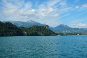 From Ljubljana: Private Bled Lake Day Trip