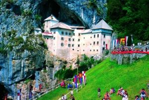 From Ljubljana: Private Postojna Cave & Predjama Castle Trip