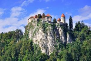 From Ljubljana: Private Trip to Lake Bled and Lake Bohinj