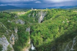 From Ljubljana: Škocjan Caves and Karst Region