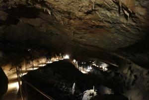 From Ljubljana: Skočjan Caves Half-Day Trip