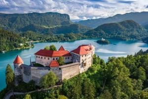 From Ljubljana: Slovenia in One Day Tour