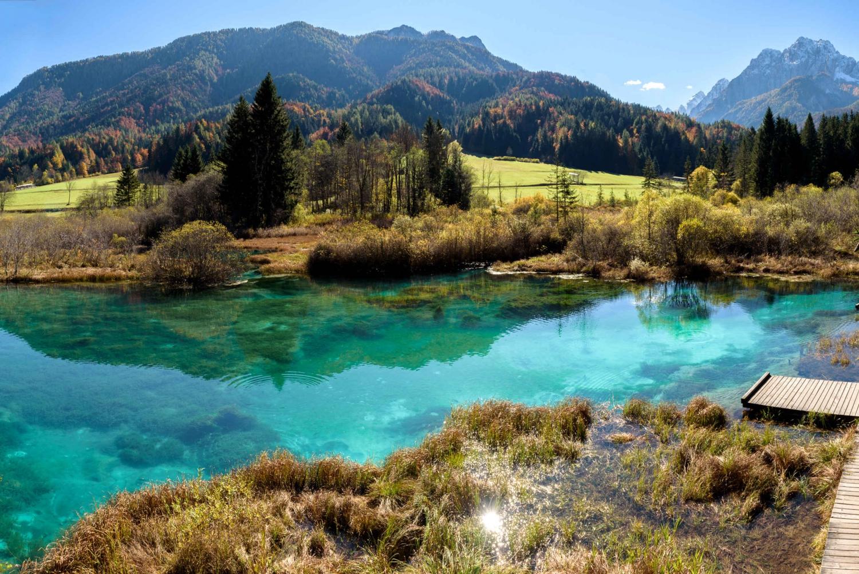 From Ljubljana: Trip to Kranjska Gora with Vintgar Gorge