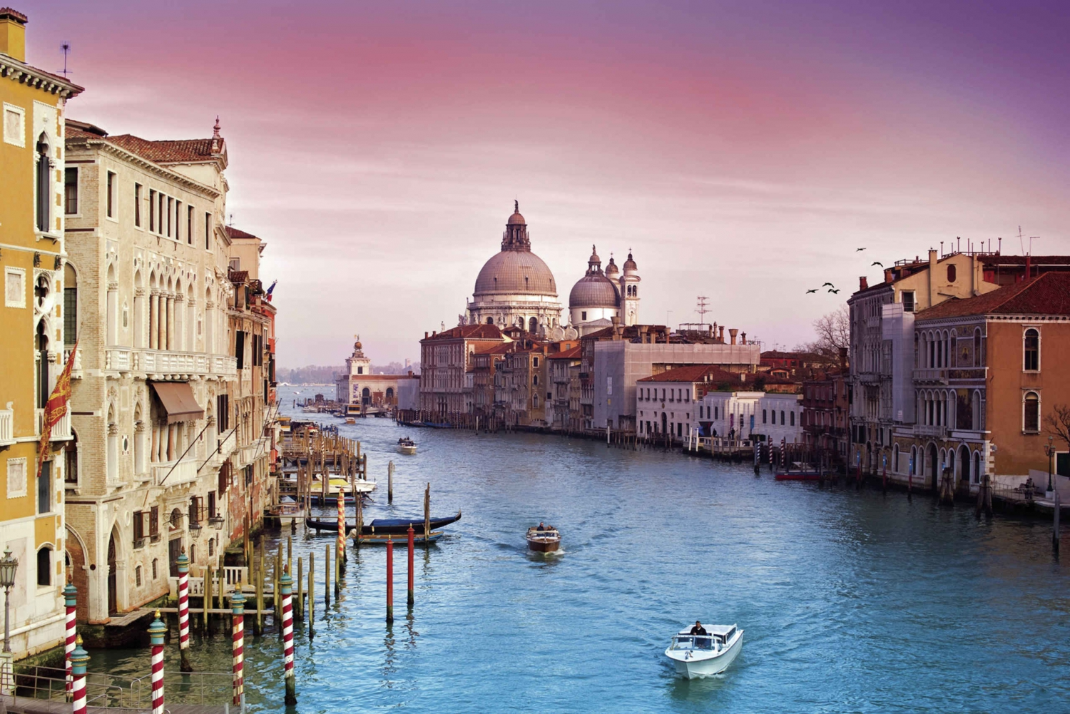 From Umag: A Full Day Boat Trip to Venice