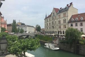 From Zagreb: Full-Day Ljubljana & Postojna Cave Tour