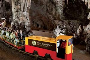 From Zagreb: Postojna Cave and Predjama Castle Tour