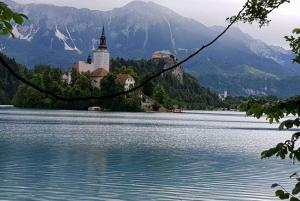 Full-Day Ljubljana and Lake Bled Trip from Zagreb