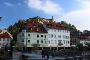 Full-Day Private Best of Slovenia Tour from Zagreb