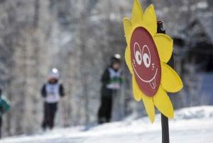 Half-Day Skiing with Instructor in Vogel Ski Center