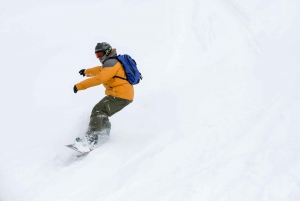 Half-Day Snowboarding with Instructor in Vogel Ski Center