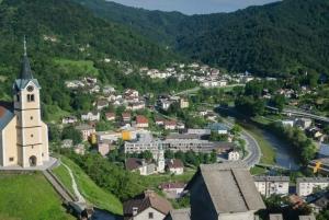 Idrija and Hospital Franja: Private Trip from Ljubljana