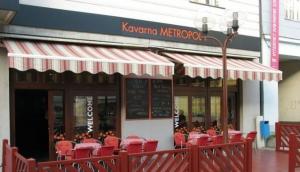 Kino Metropol in kavarna