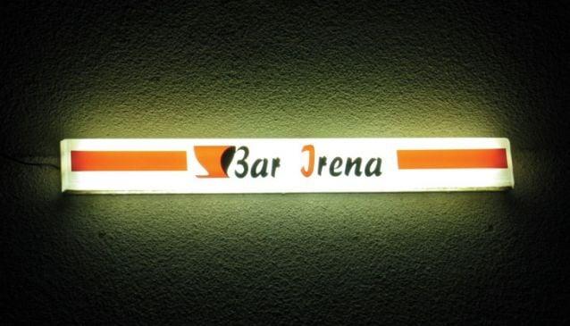 Kino servis in Bar Irena