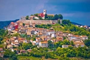 Koper: Flavors of Istria Tour to Hum, Grožnjan, & Motovun
