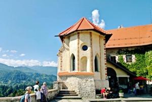 Koper: Private Shore Excursion to Ljubljana and Bled