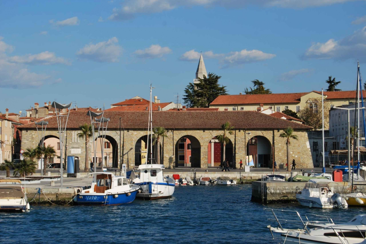 Koper Private Walking Tour with a Local Guide