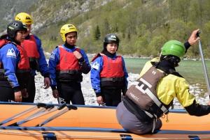 Kranjska Gora, Bovec, Bohinj: Adventure Trip from Bled