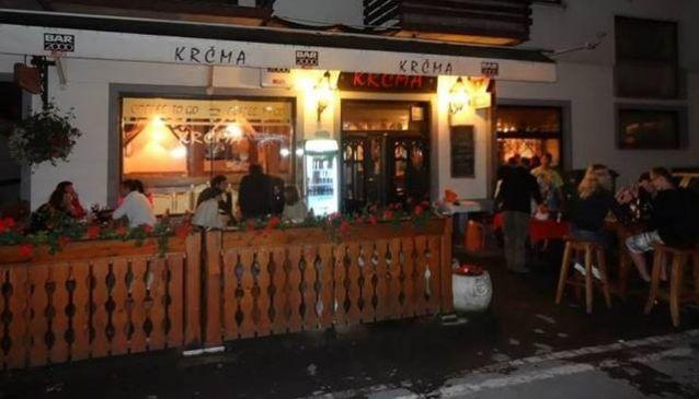 Krcma bar