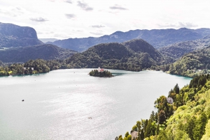 Lake Bled and Bled Castle Tour