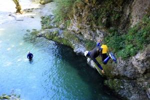 Lake Bled: Canyoning Excursion