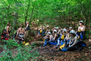 Lake Bled: Canyoning in the Bohinj Valley