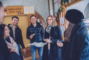 Ljubljana 3.5-hour small group Food & Drink Walking Tour