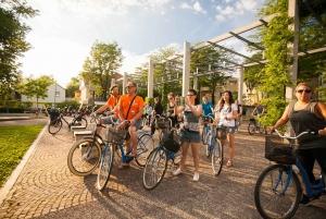 Ljubljana: 3–Hour Bike Cruise