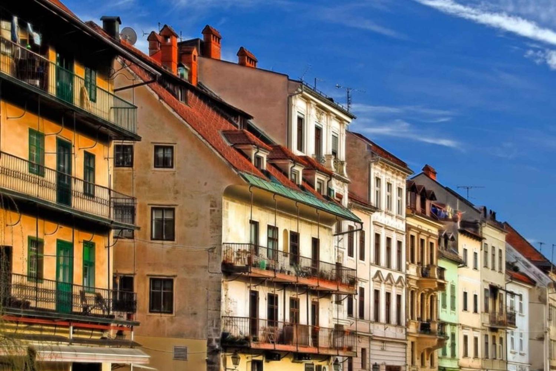 Ljubljana 3-Hour Sightseeing Tour