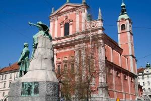 Ljubljana: Green Adventure City Discovery Game