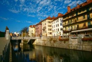 Ljubljana: Private Tour with a Local