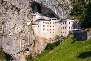 Ljubljana: Skocjan caves, Piran, and Predjama Day Trip