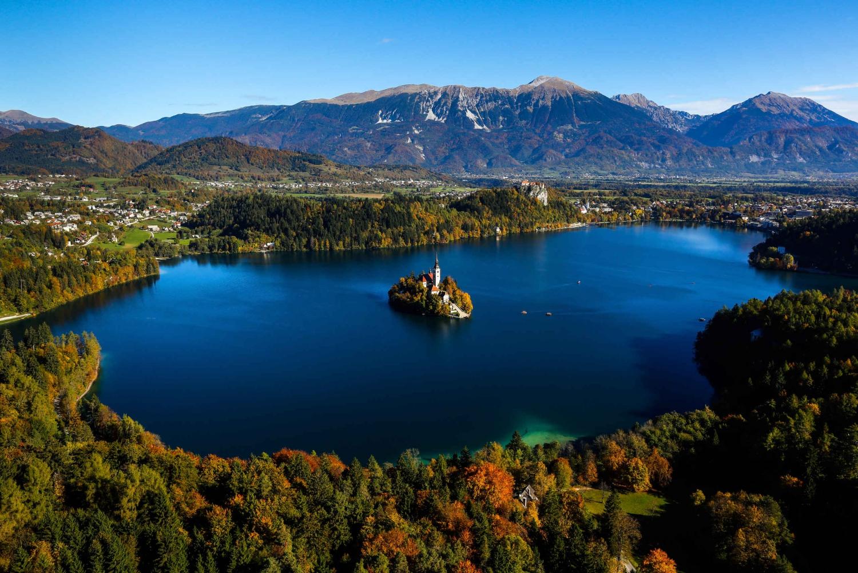 Ljubljana: Slovenia in One Day Tour