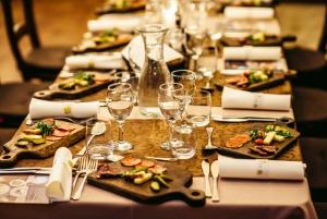 Ljubljana: Traditional Slovenian Dinner and Performance