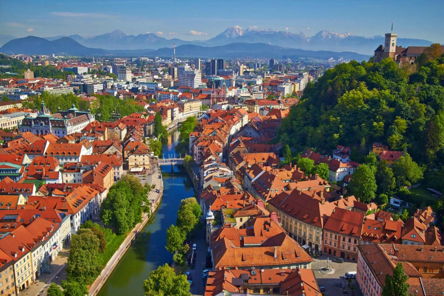 Ljubljana's Attractions and Art
