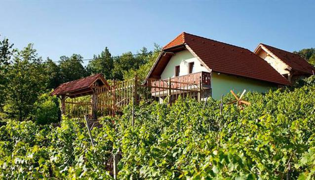 Lustek Vineyard Cottage