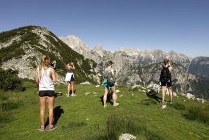 Panoramic Hike in Julian Alps