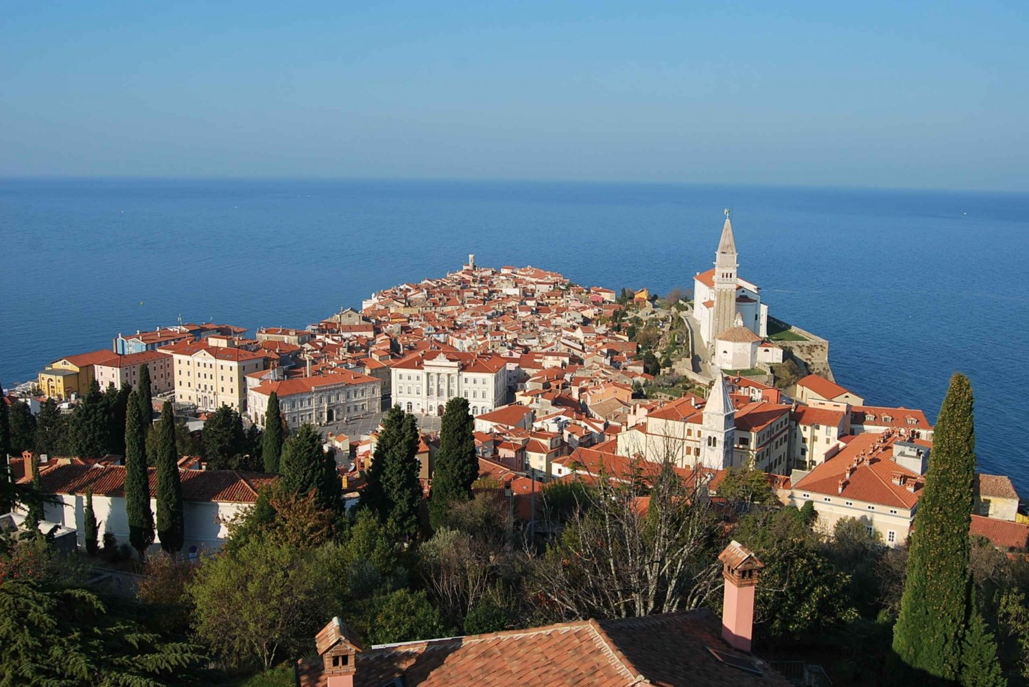 Piran: Private Walking Tour with a Local