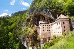 Postojna Cave & Predjama Castle from Ljubljana