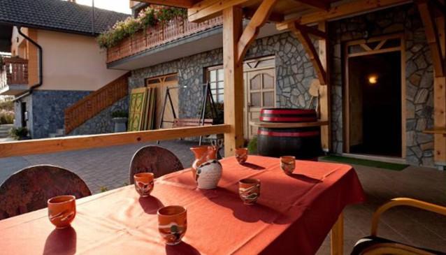 Skrbina Vineyard Cottage