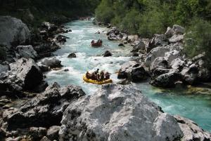 Slovenia: Half-Day Rafting Tour on Soča River