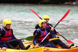 Soča: Kayaking on the Soča River Experience
