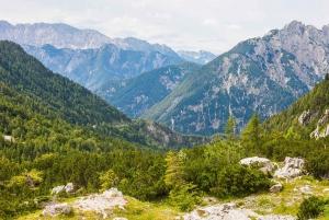 Soča River Day Trip from Ljubljana and Bled