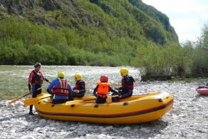 Soča River: Family Rafting Adventure