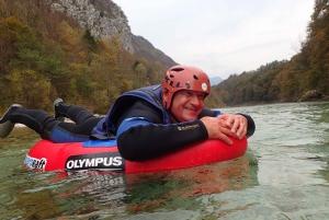 Soča River Gecko Tour From Bovec