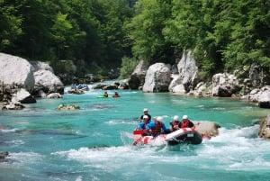 Soca River, Slovenia: Whitewater Rafting