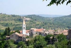 Trieste: Flavors of Istria Tour to Hum, Grožnjan, & Motovun